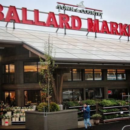 Ballard Market Remodel